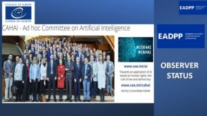 Read more about the article EADPP, observer at the Council of Europe's Ad Hoc Committee on AI (CAHAI), submits response to multi-stakeholder consultation