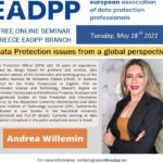 Data Protection issues from a global perspective